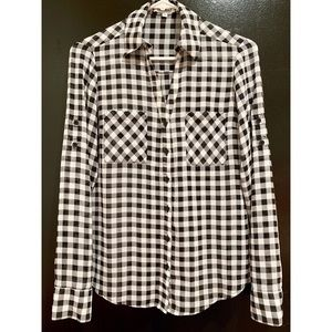 EXPRESS The Portofino Shirt, XS